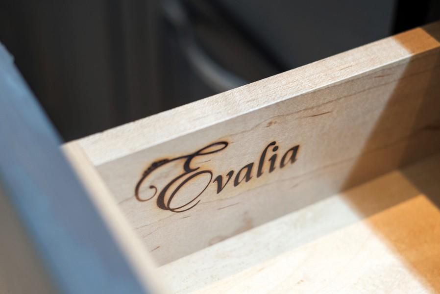 Evalia Design Redesign