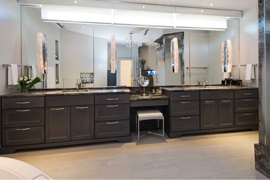 Evalia Design Bathroom Cabinetry