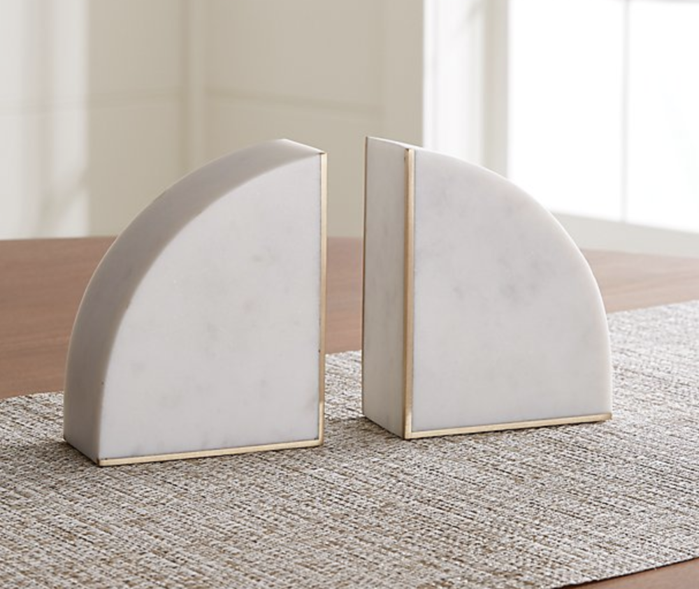 Crate and Barrel Marble Bookends.png