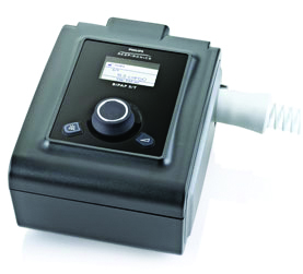 System One BiPAP AVAPS