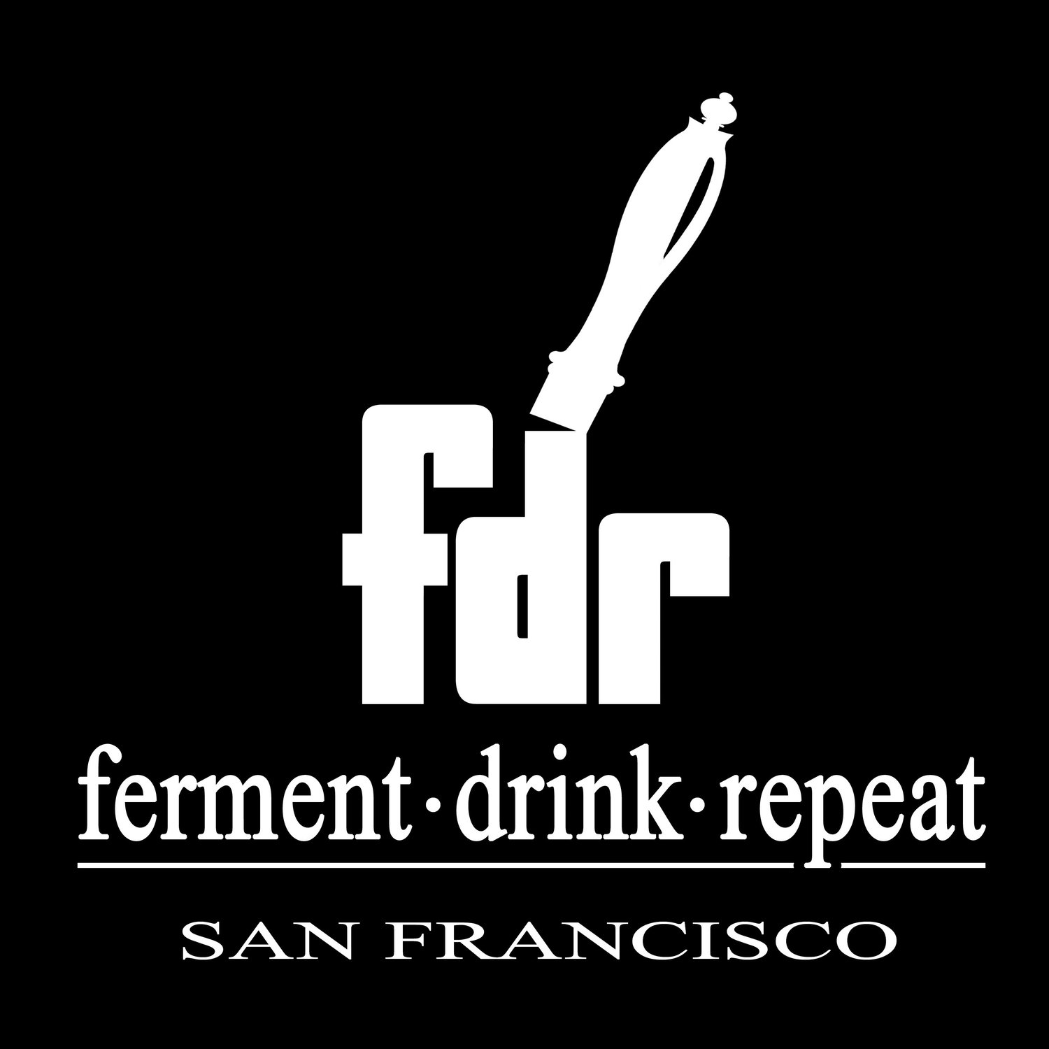 Ferment.Drink.Repeat - FDR Brewery