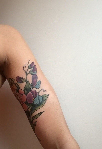 Elize Nazelie, Brilliance Tattoo, Boston MA 2016