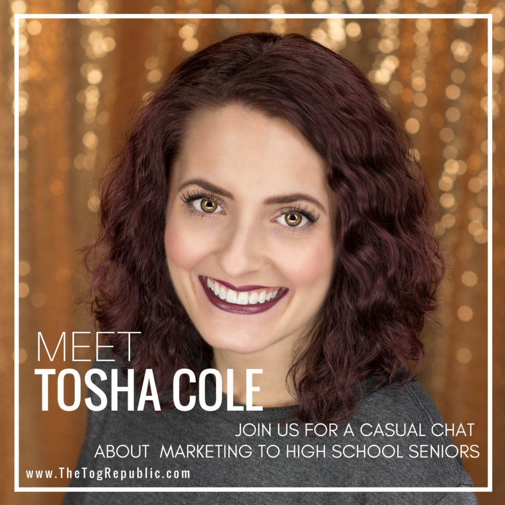 Listen to this Podcast to learn some marketing tips for your High School Seniors Photography Business