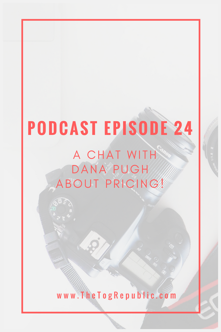 24: A Chat With Dana Pugh About Pricing