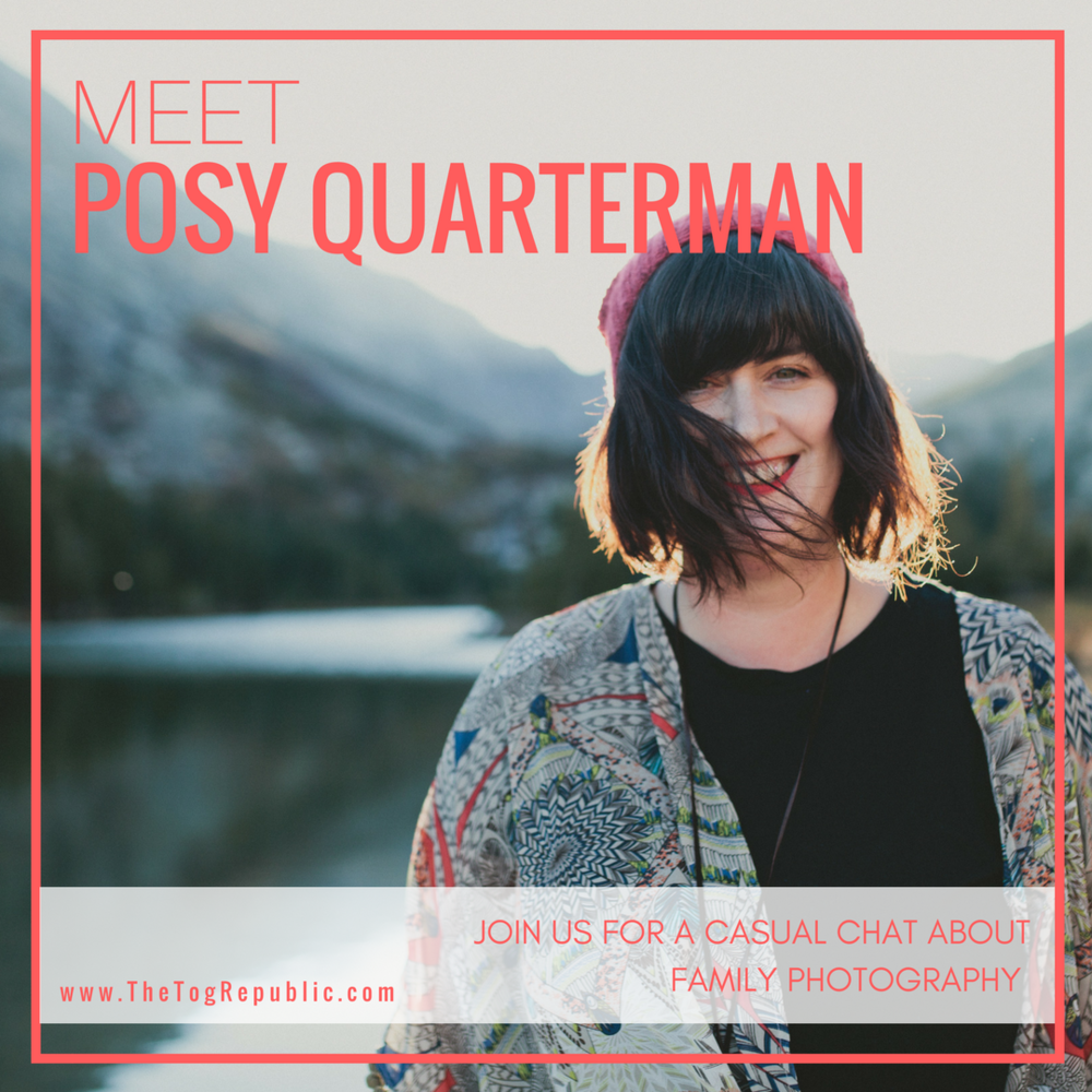 29: A Casual Chat With Posy Quarterman About Family Photography