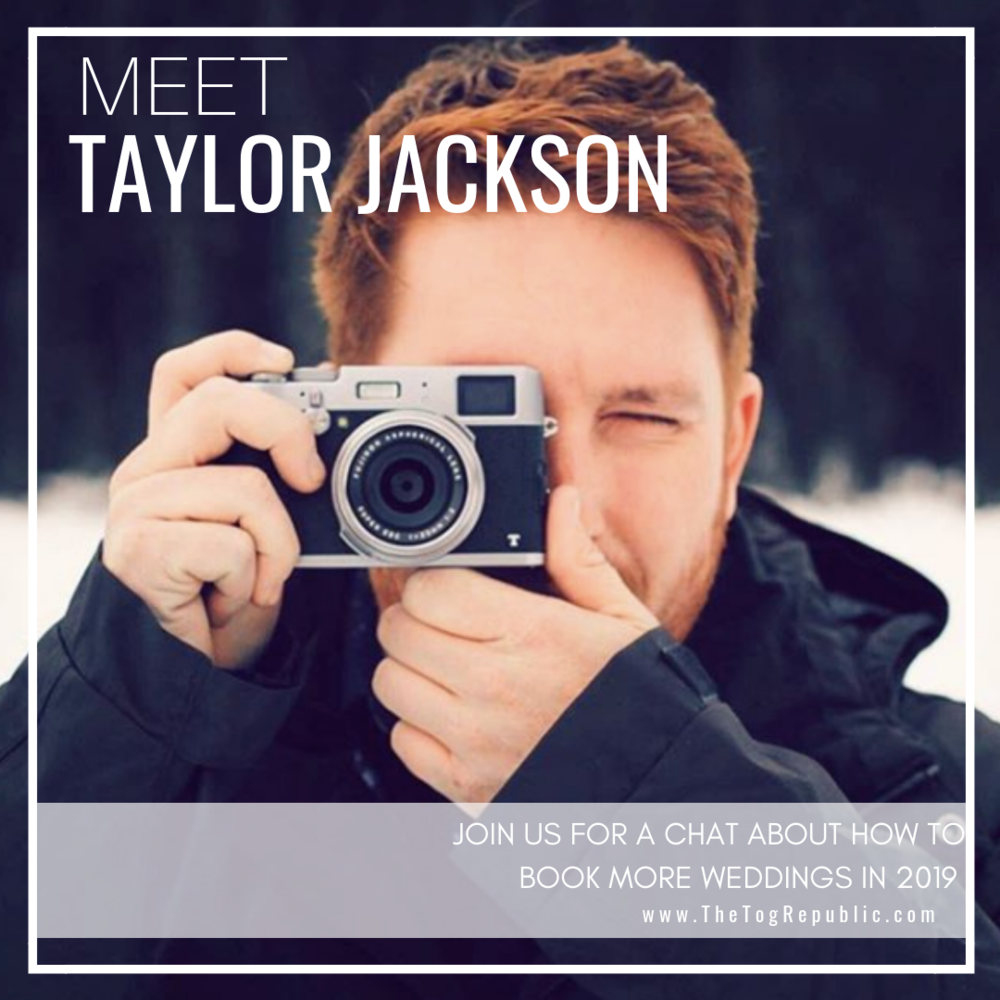58: A Chat With Taylor Jackson About How To Book More Weddings