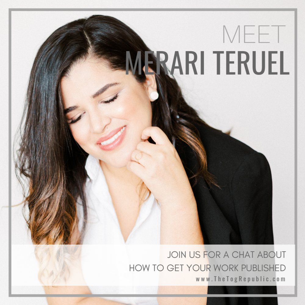 MERARI TERUEL.png57: A Chat With Merari Teruel About Getting Your Work Published