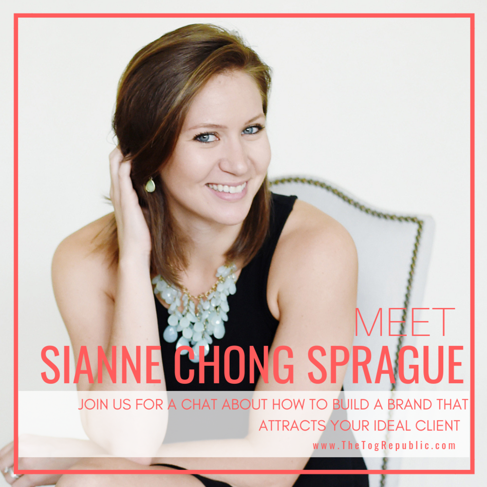 64: A Chat With Sianne Chong Sprague About How Branding