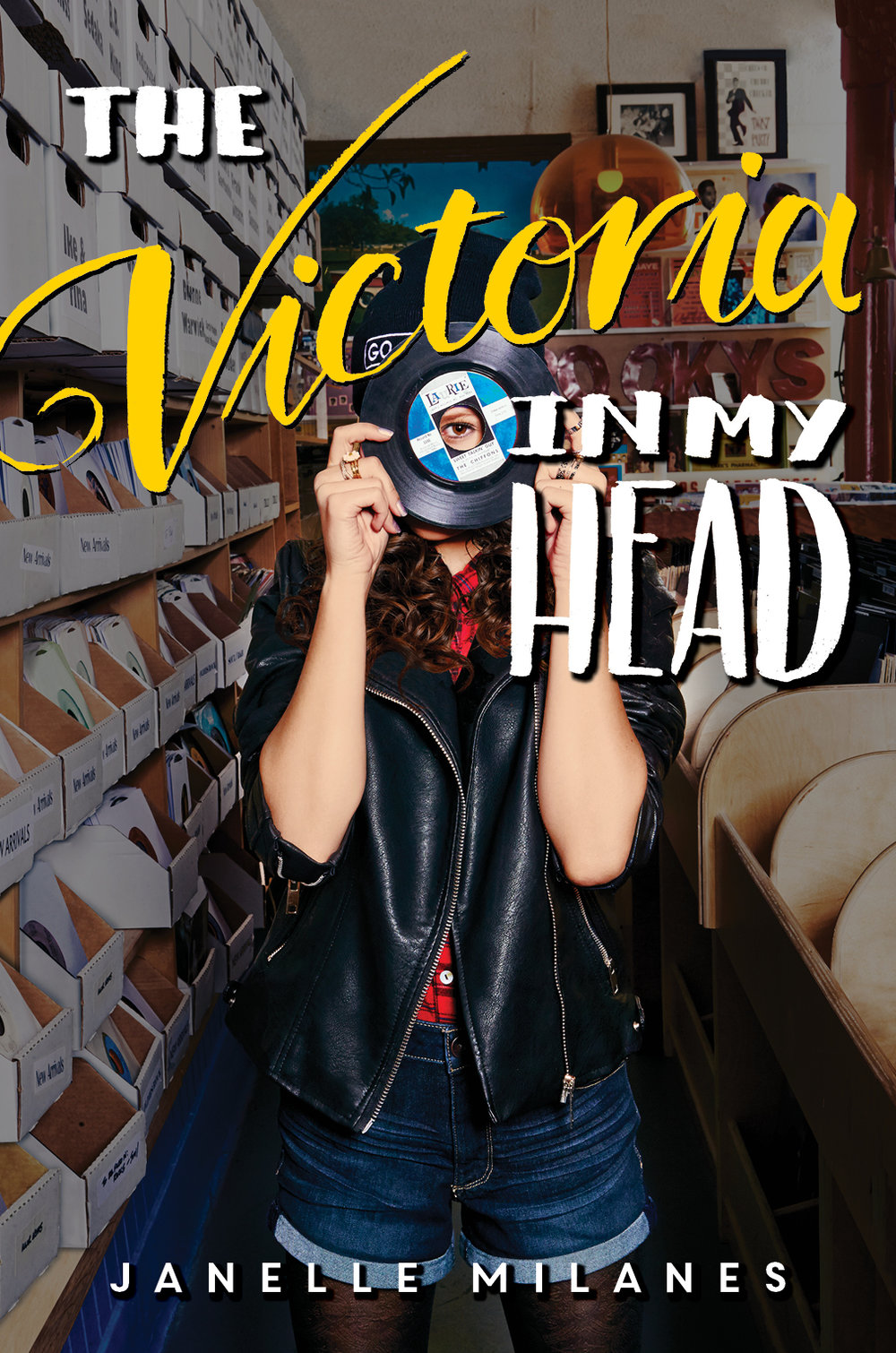 A shy, rule-following teen winds up joining a local rock band in this laugh-out-loud, heartfelt coming-of-age novel.Victoria Cruz inhabits two worlds: In one, she is a rock star, thrashing the stage with her husky voice and purple-streaked hair. In the other, currently serving as her reality, Victoria is a shy teenager with overprotective Cuban parents, who sleepwalks through her life at the prestigious Evanston Academy. Unable to overcome the whole paralyzing-stage-fright thing, Victoria settles for living inside her fantasies, where nothing can go wrong and everything is set to her expertly crafted music playlists. -