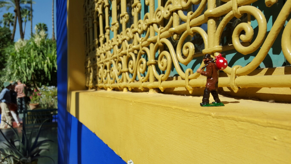 #marrakesh, #oasis, #wilford hoboski, #hobo
