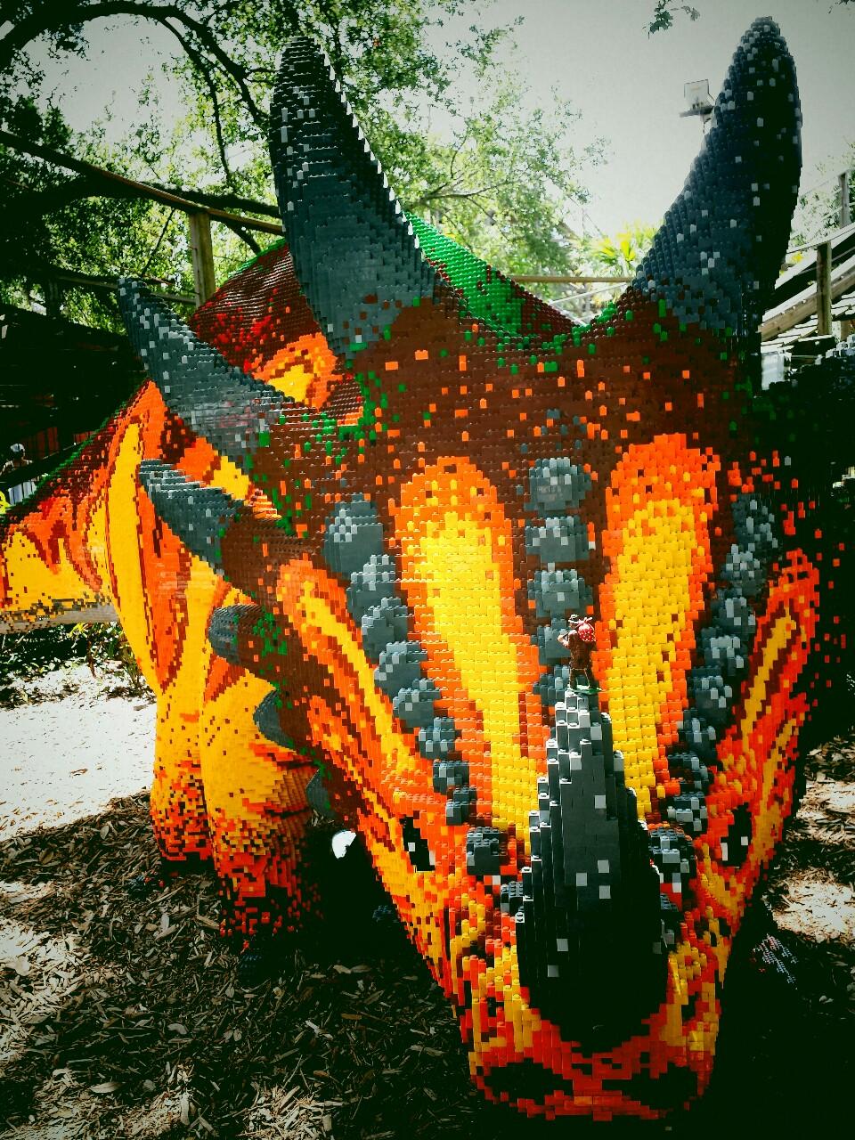 Legosaurus?