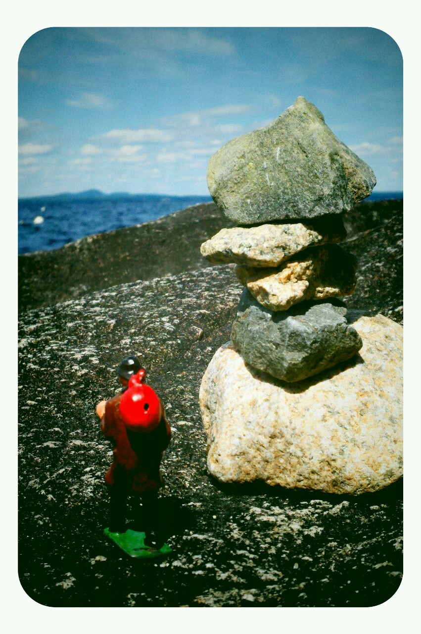 secret cairn of sebago