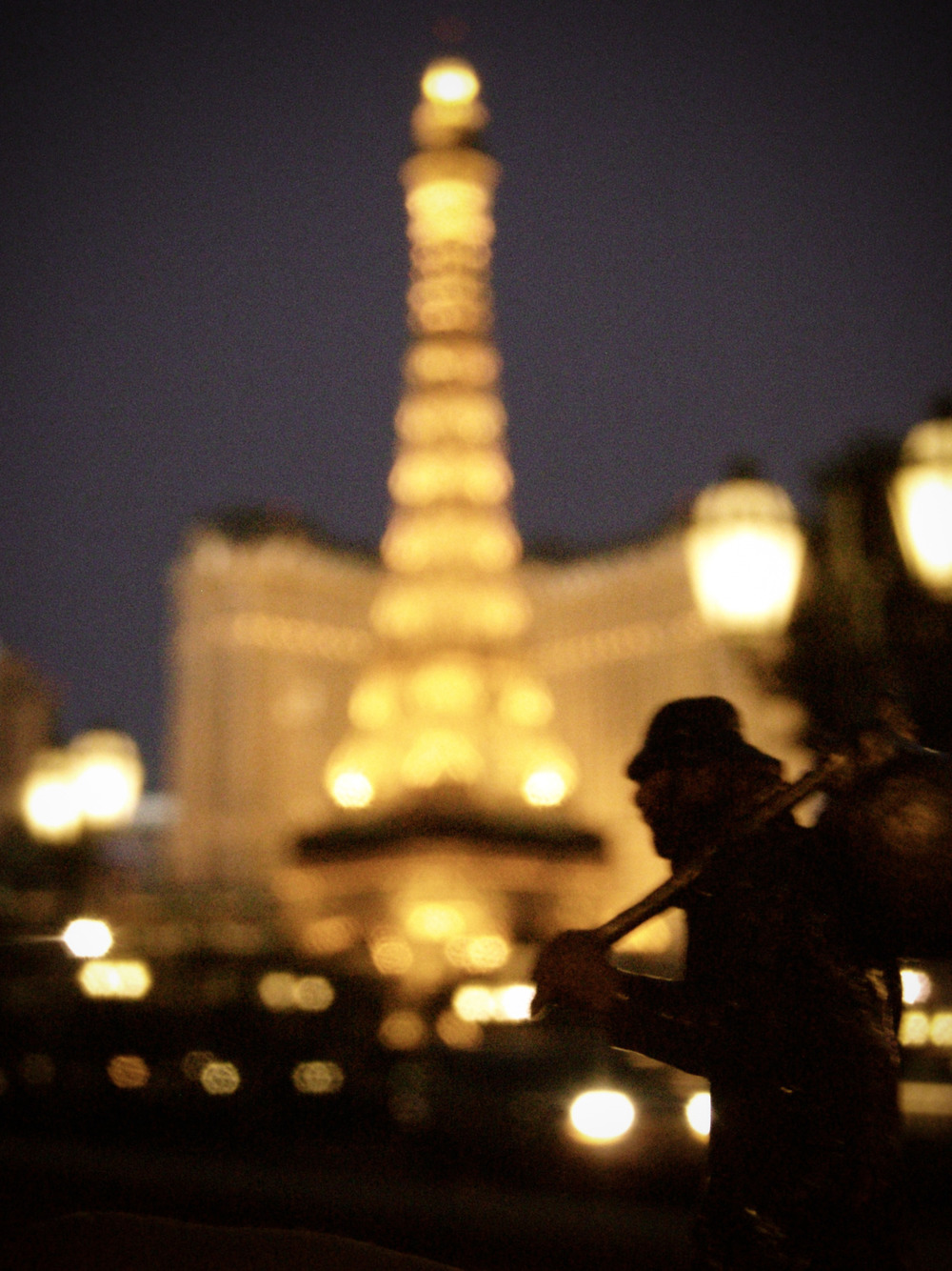 A modest Eiffel