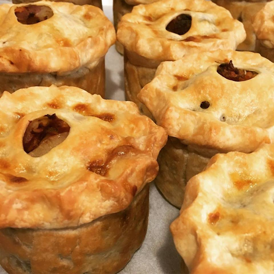 Pot Pies - From Prohibition Pastries