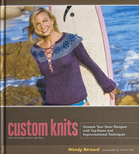 Custom Knits 2 Cover
