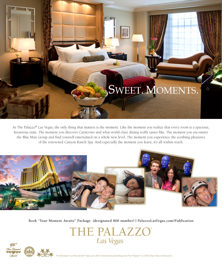 The Palazza Advertising Campaign