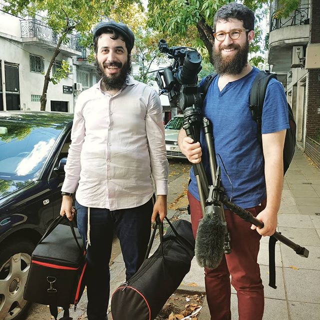 Spent 2 weeks in Argentina with @bentziavtzon. He's an extremely talented man. I learned so much from him. Check out my stories for a recap of the trip. . . #documentary #argentina #travel #setlife #filming #filmmaker #canonc200 #buenosaires #travelfilmmaker