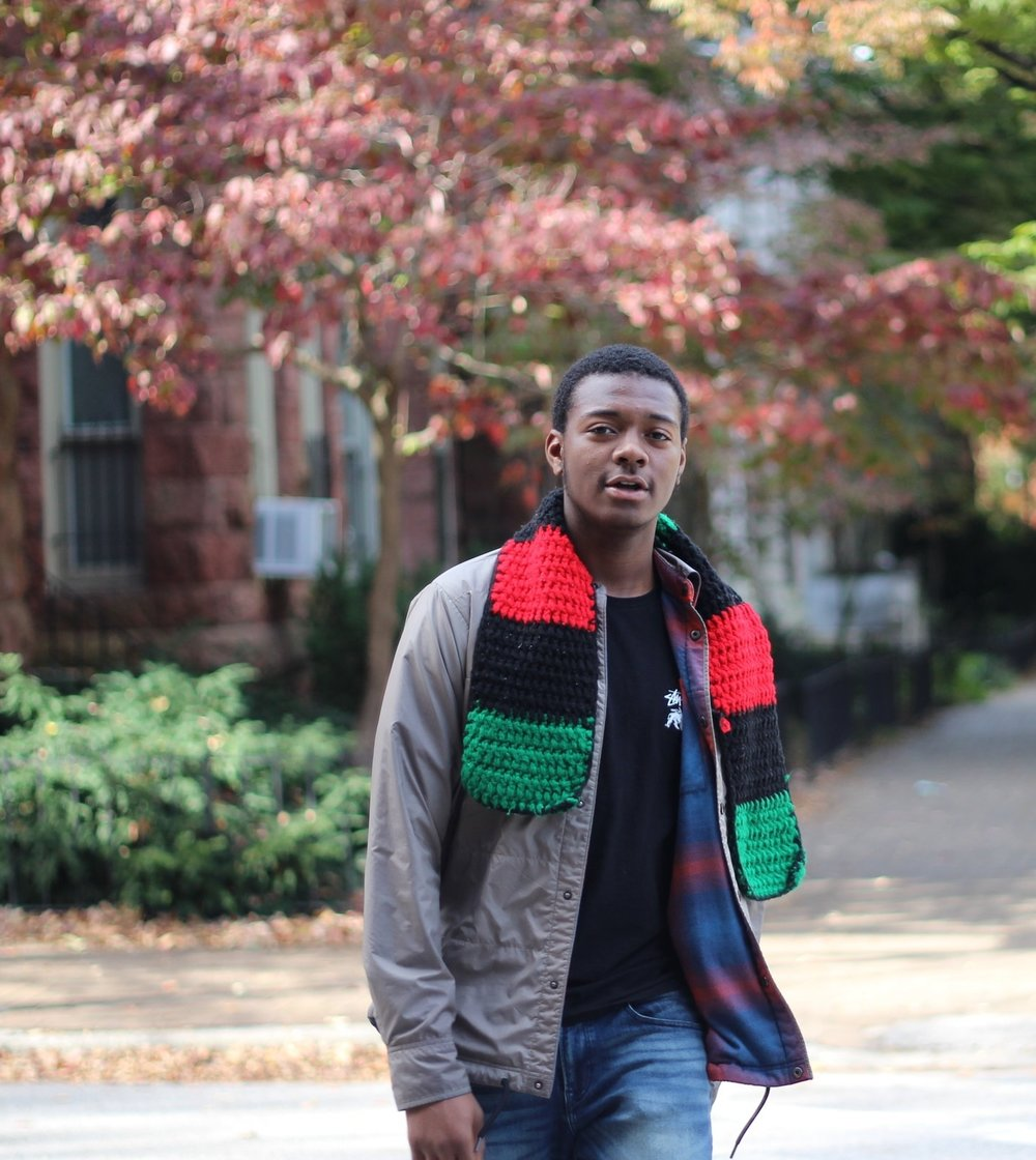 "Salim - 19    Bowie State University (Music Engineering)    ""I have always been fascinated by photography and how you can capture a moment and save it forever. I am planning to get into the music business as a producer and engineer. Photography would give me another avenue to be able to be involved with the creative process and seeing how making music and visuals coincide. This opportunity will give me a chance to find people from different countries/states to create art with.   I also just enjoy taking pictures of interesting things I see and I think being a part of ""The Looking Glass Project"" will help me discover the ins and outs of photography.""     Dream Destination: FRANCE"