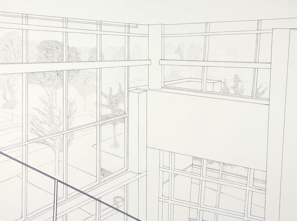 Assignment: Interior/Exterior Space Study