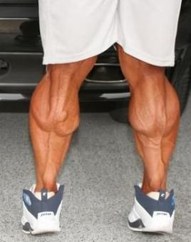 Not my calves…
