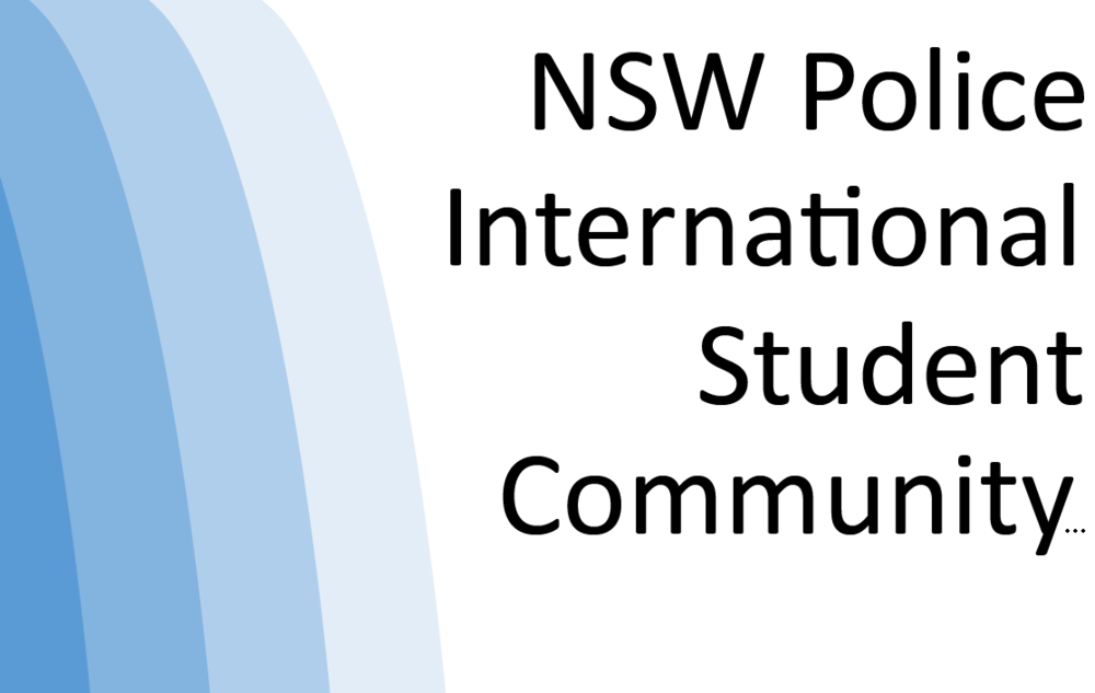 NSW Police International Student Focus Group