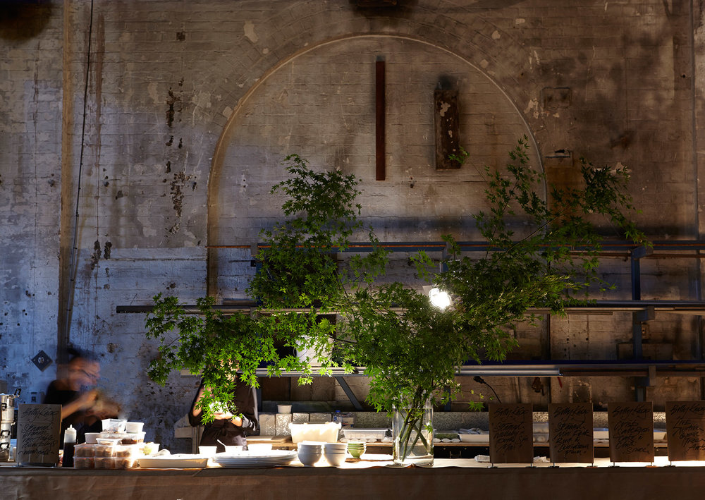 Photo from Carriageworks Website