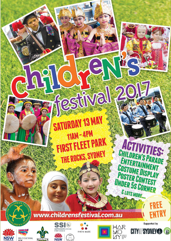 Photo credit: Children's Festival Website