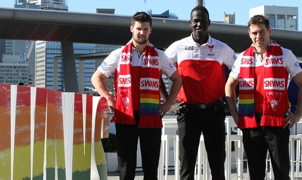 Photo credit: www.sydneyswans.com.au