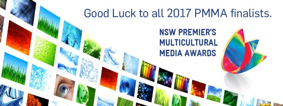 Getting ready for NSW Premier's Multicultural Media Awards Tonight