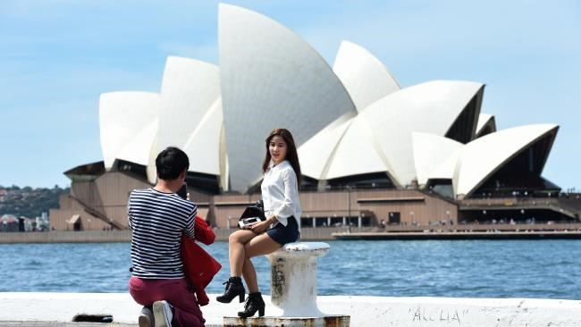 Photo credit: The Australian