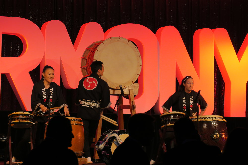 Japanese Taiko Performance