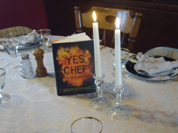 Yes, Chef Book Party