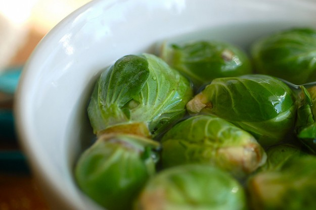 brussel sprouts, how to roast