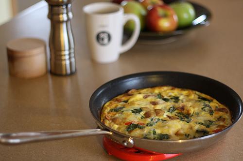 omelette, eggs, breakfast for dinner