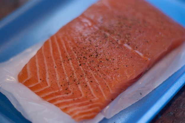 salmon, vitamin d, healthy