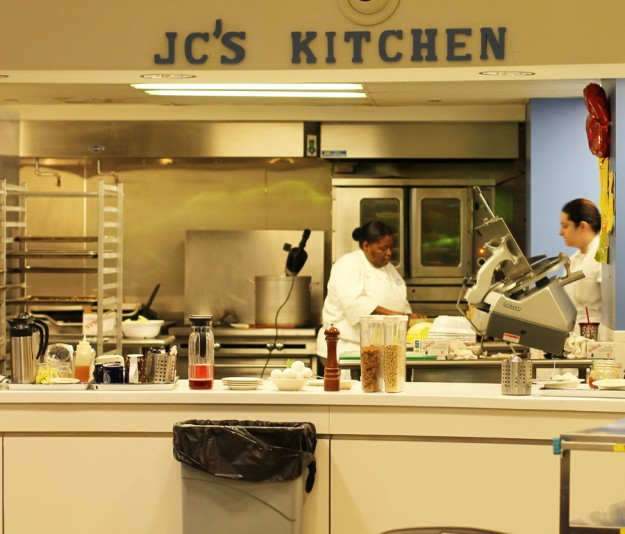 st. philips academy kitchen