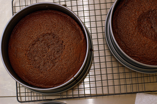 cakes, cooling, how to