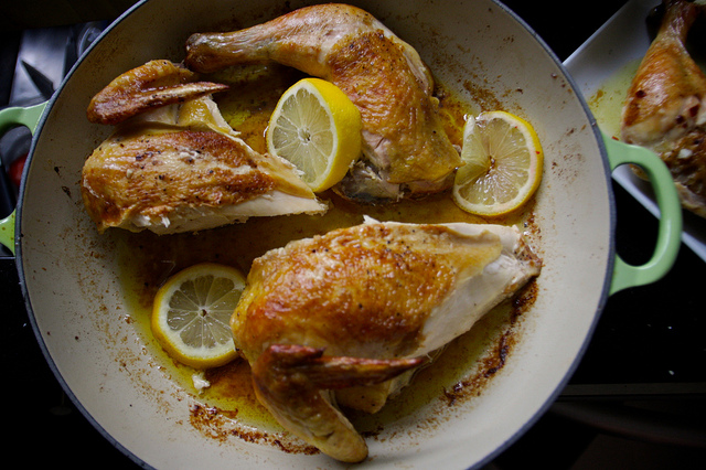roast chicken, recipes,
