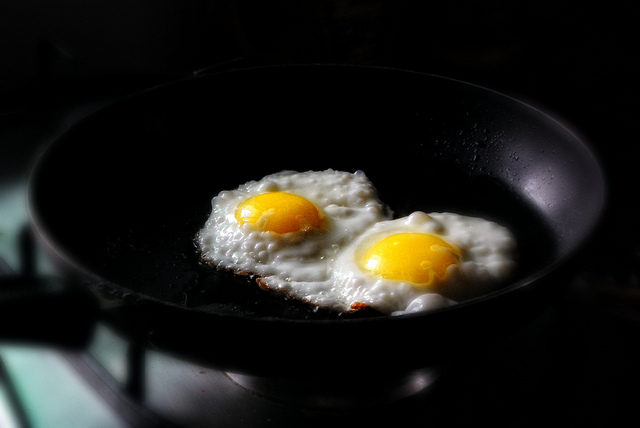 eggs, fry, how to
