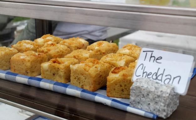 cornbread, jack's chedbred, smorgasburg, jack sorock