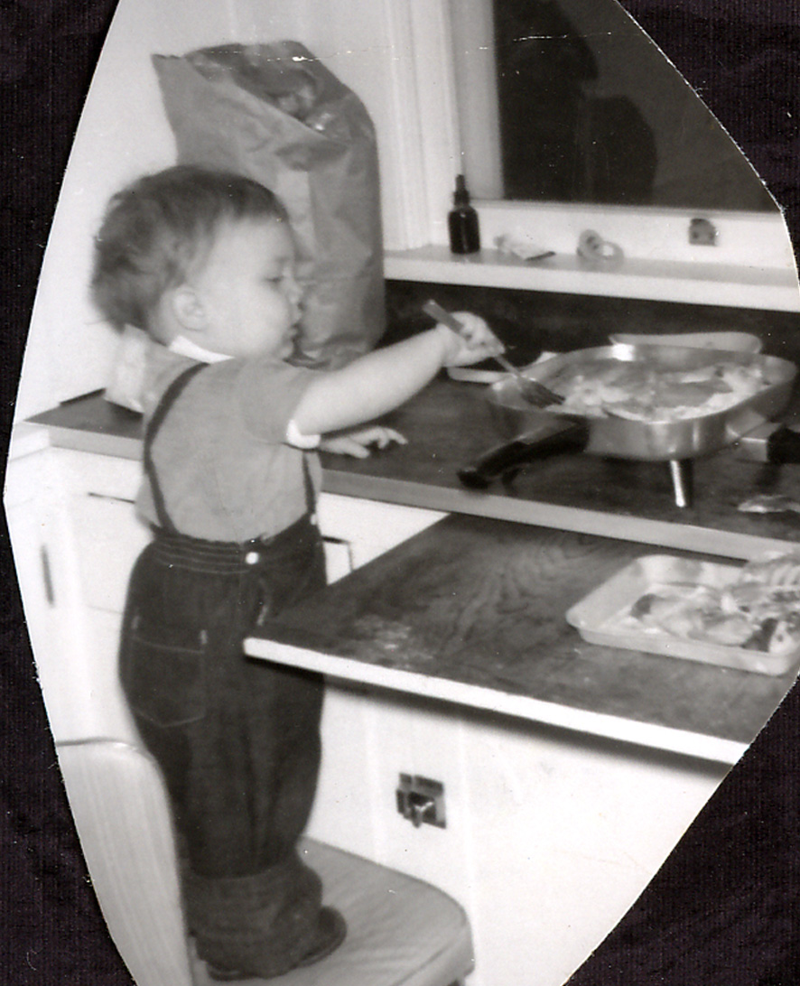 Mario Batali, Cooking, Child, Kid