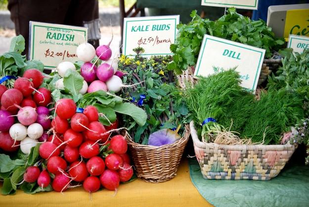 farmers market, recipes, summer, recipe roundup