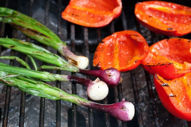 grilling, summer, tips, vegetables, how-to's