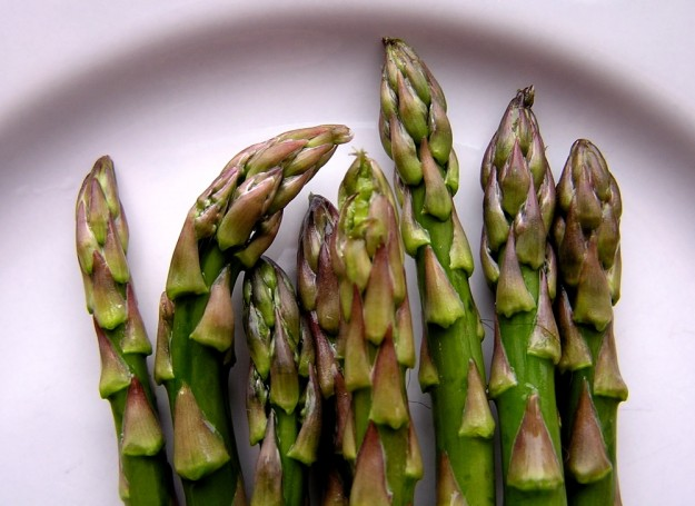 asparagus, news, blood pressure