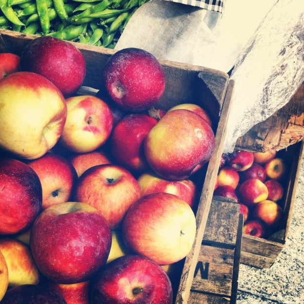 Apples from Migliorelli Farms