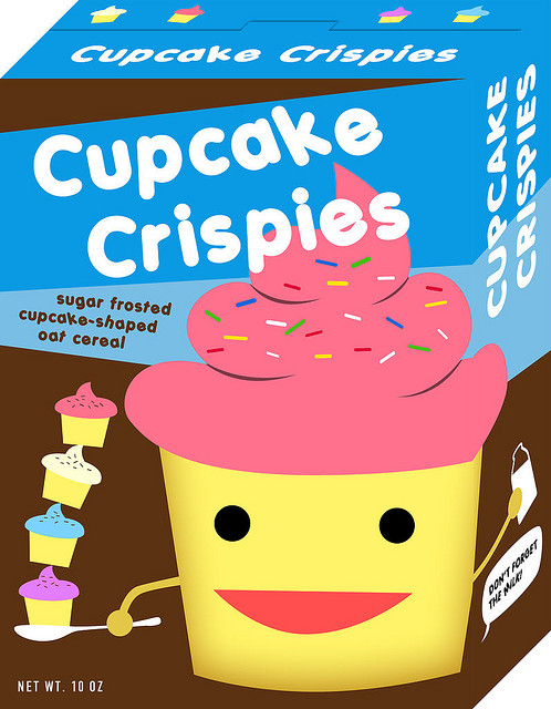 Kid's cereals like this are chockfull of artificial color and flavor. (Photo: roboppy)
