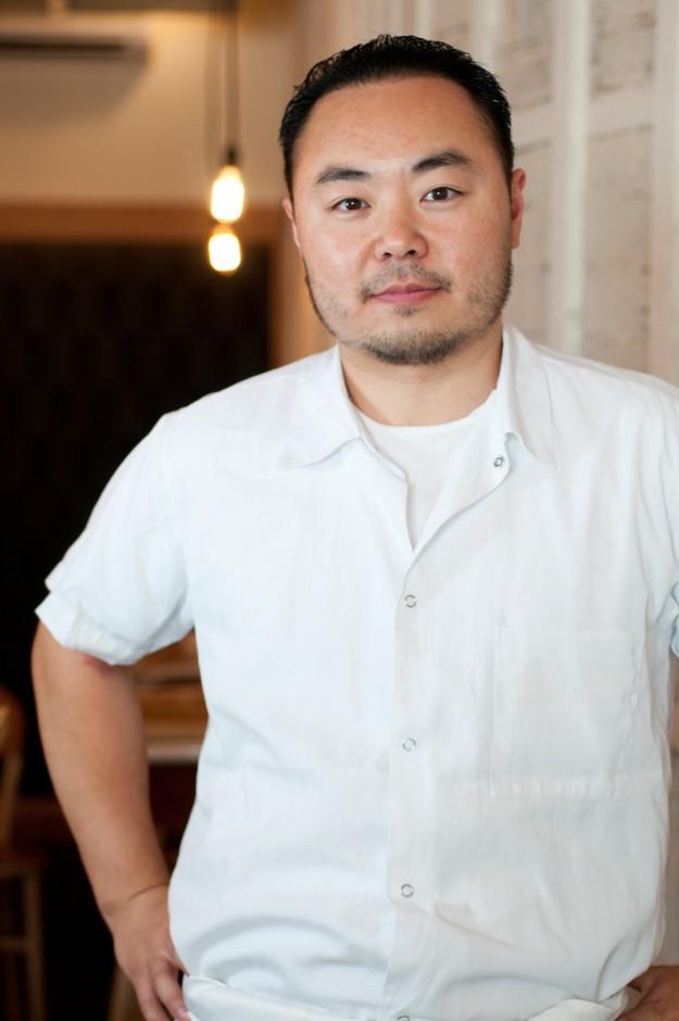 Chef Hooni Kim of Danji - New York, NY