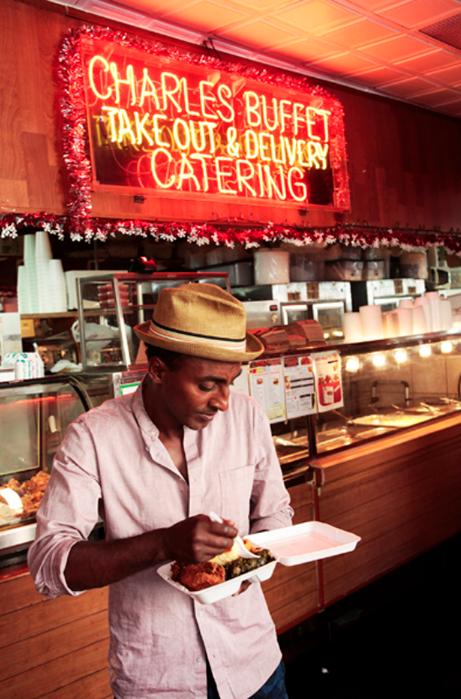 Marcus in Harlem