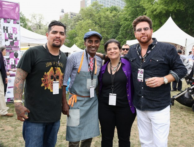The Stroll: A Grand Tasting Experience - Harlem EatUp! Festival