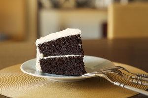 Chocolate Birthday Cake with Vanilla Frosting Recipe Chef Marcus